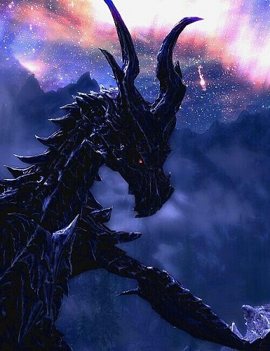 The Dragon and the Serpent - Alduin vs Nagakabouros | VS