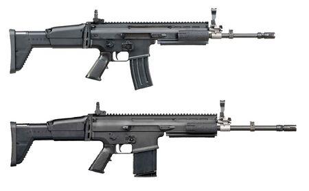 FN SCAR-L - FN SCAR-H
