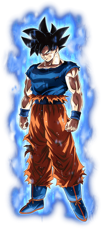 Goku ultra instinct render by maxiuchiha22-dccg4wm