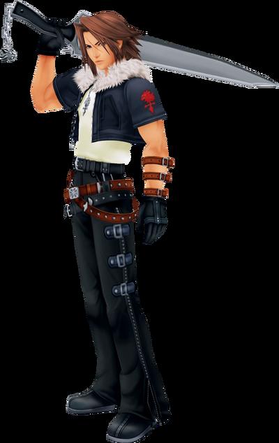 Leon (Kingdom Hearts)