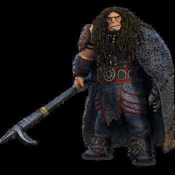 Drago Bludvist HTTYD TR