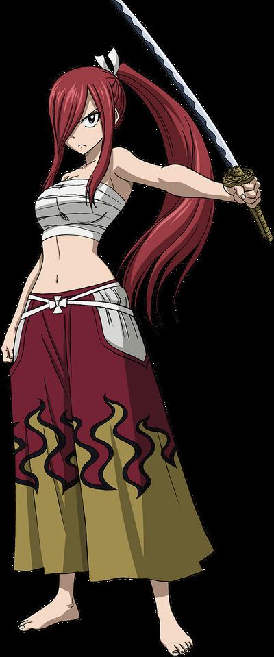 Erza Anime S5