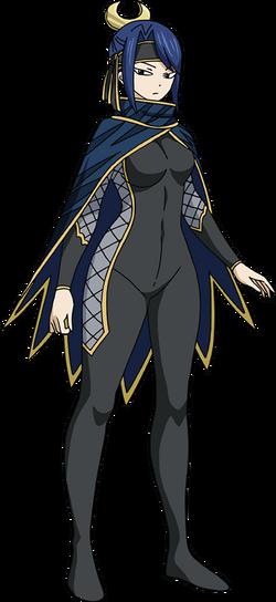 Heine Lunasea Anime