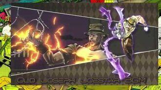 JoJo's Bizarre Adventure Eyes of Heaven OST - Old Joseph Joestar Battle BGM