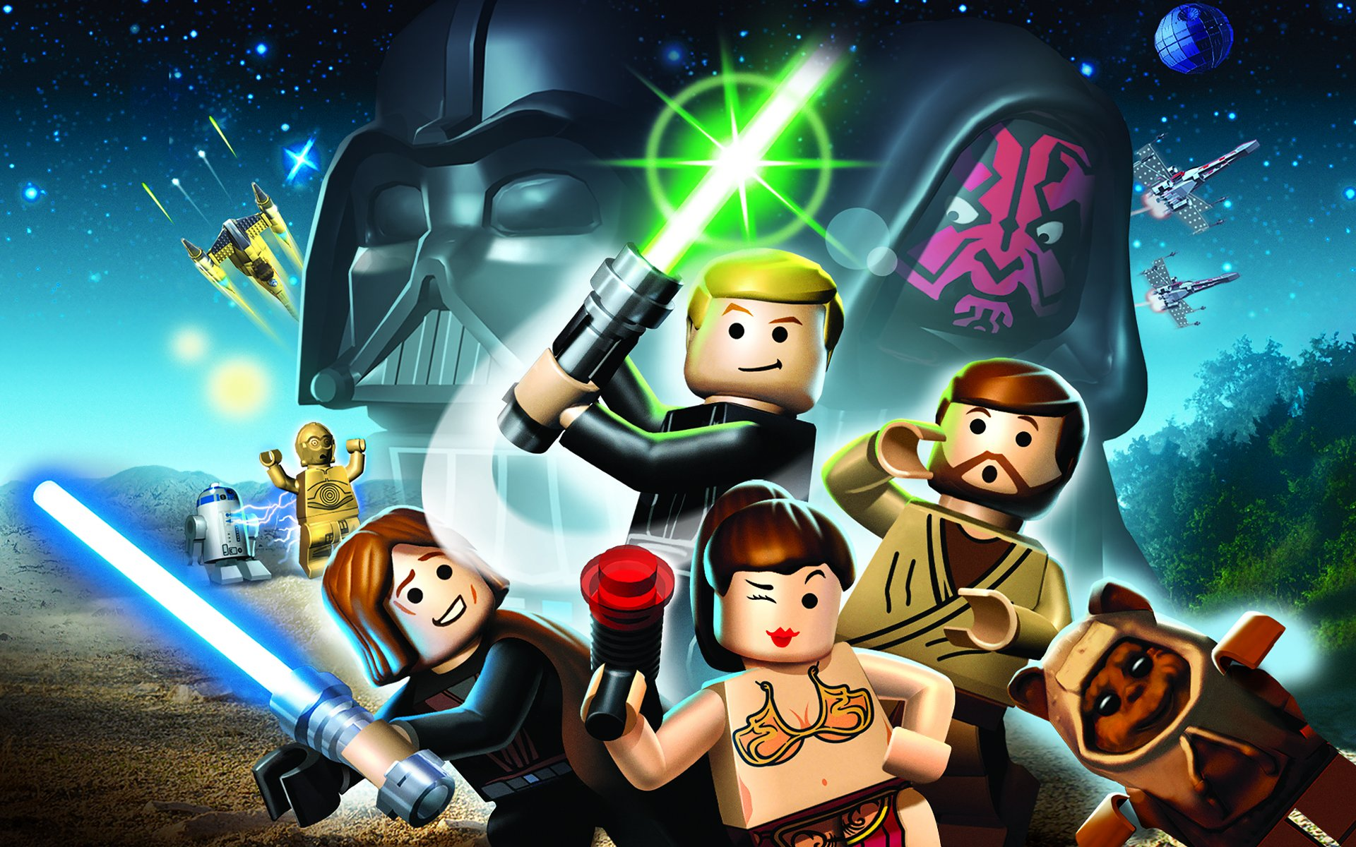 Lego star wars vs battles wiki fandom powered by wikia - Bd lego star wars ...