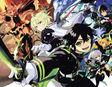 Owari no seraph new dodo edition
