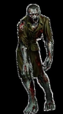 Zombie Render By Skodwarde