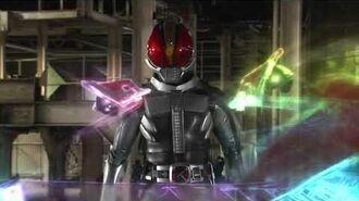 Kamen Rider Den-O First Henshin and Fight