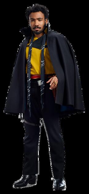 Lando Donald Glover