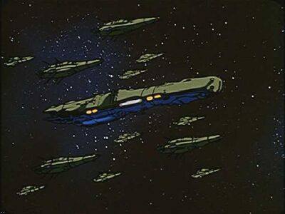 Zentradi Recon Fleet