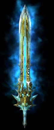 Blade of olympus render