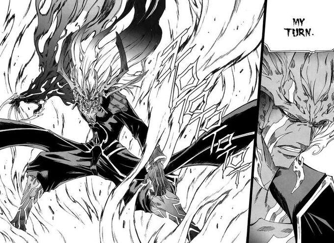 Procas Badass Demon Lord Form