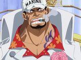 Sakazuki (Admiral Akainu)