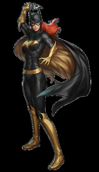 Batgirl final lr by artgerm