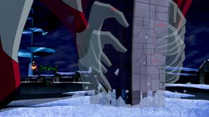 Ben 10 Hyperspace Jump Gate Pixels