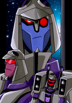 Blitzwing (Transformers Animated)