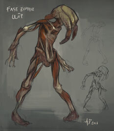 Fast Zombie (Half-Life)