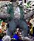 Grey Hulk Joe Fixit MC TR