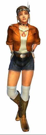 Tekken 1-2 Michelle