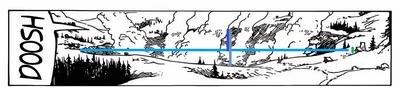 Crater vapor
