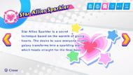 KSA - Star Allies Sparkler