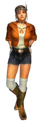 Tekken 1-2 Michelle (1)