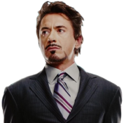 Tony stark transparent background by camo flauge d9n1iol-pre
