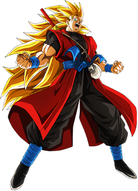 Xeno Goku SSJ3