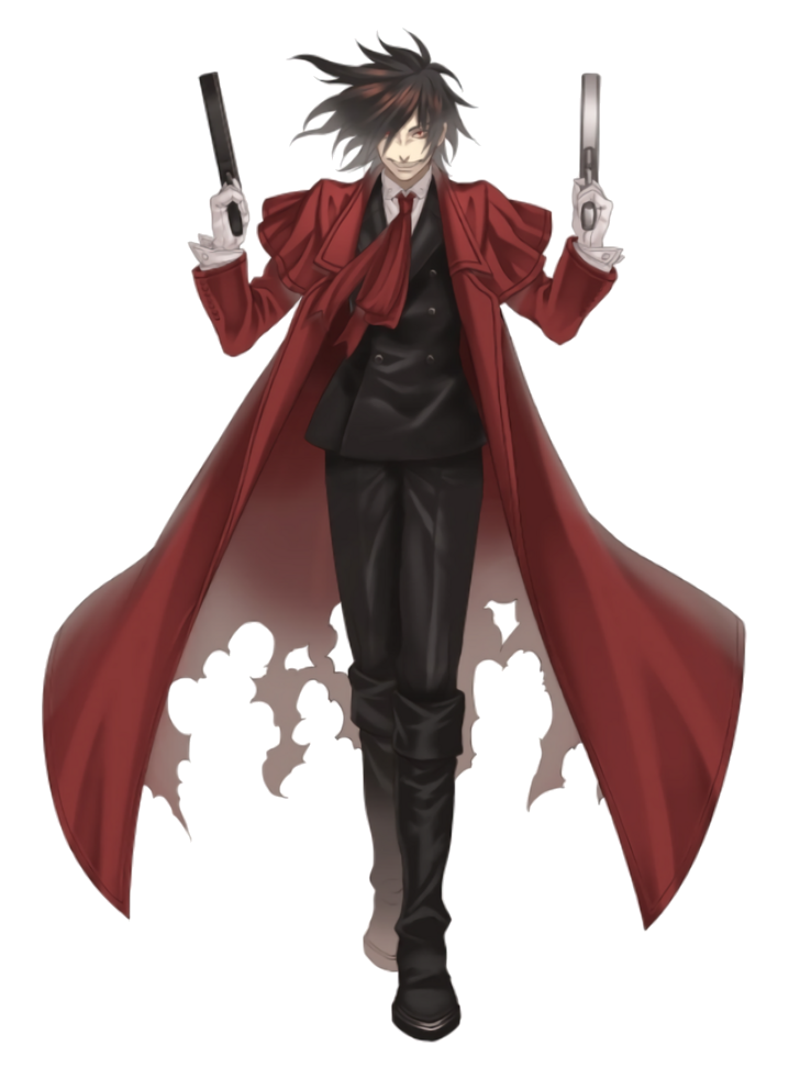 Alucard (Hellsing) | VS Battles Wiki | FANDOM powered by Wikia