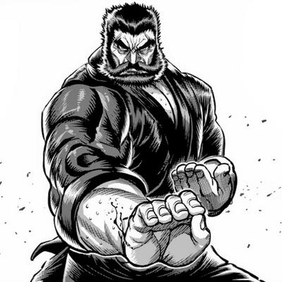 Kuroki Gensai, Master of the Fist