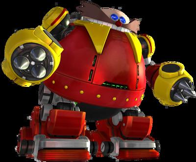 Death Egg robo
