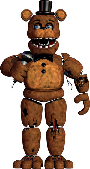Freddy Withered