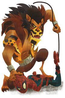Kraven the Hunter (Spectacular Spider-Man)