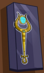Scarab Scepter