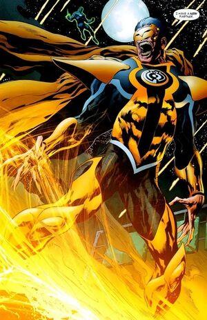 Sinestro corps war parallax