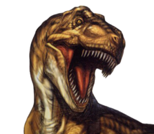 Tyrannosaurus Rex (Dino Crisis)