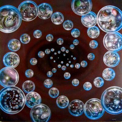 The multiverse in god s eye by sdelrussi-d5t7eyp