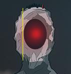 Golem head