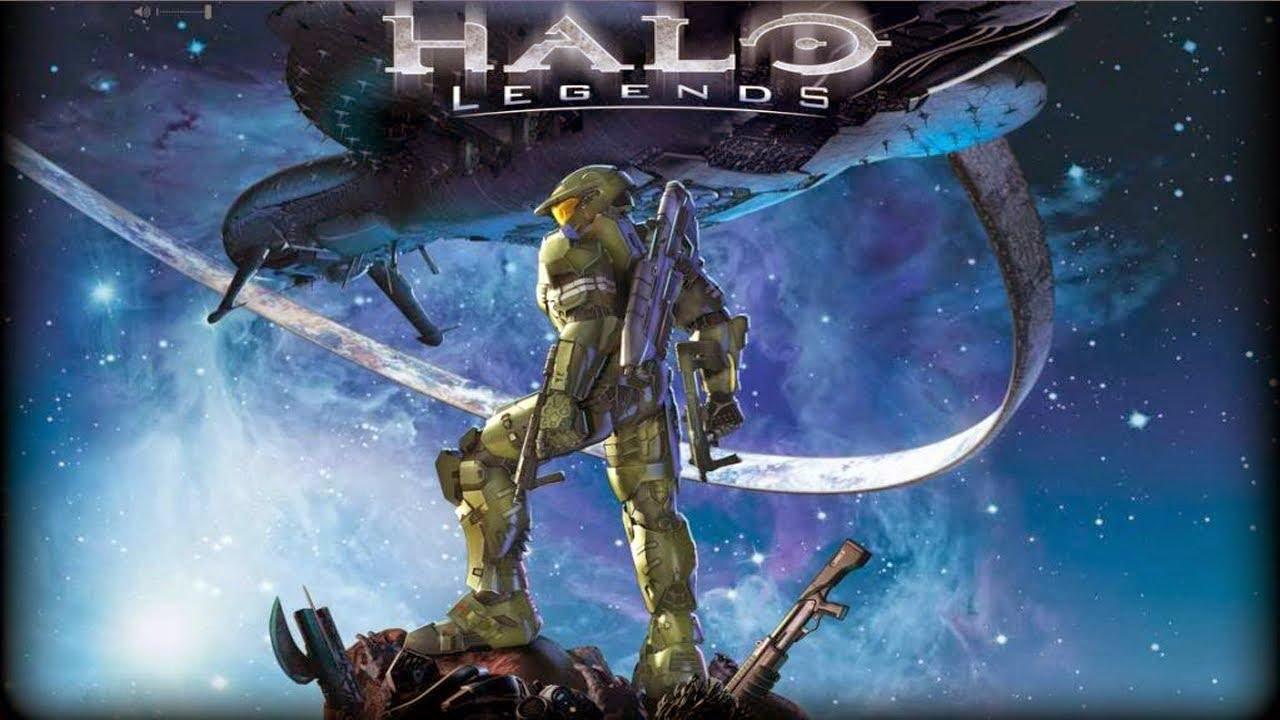 Halo Legends Master Chief (Needs Render)