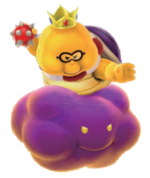 King Lakitu render