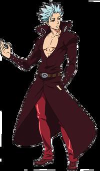 Nanatsu no Taizai Ban 2nd Anime