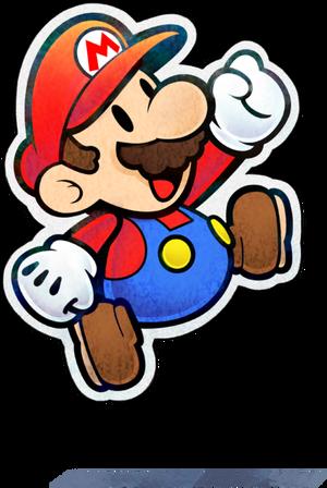 401px-Paper Mario - MarioLuigi-PaperJam