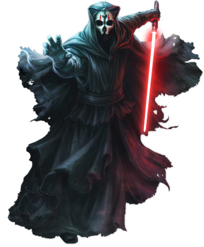 Darth Nihilus by Smokeh