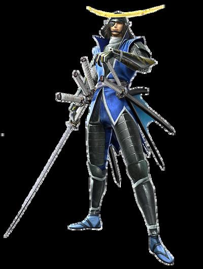 Date Masamune Sengoku Basara