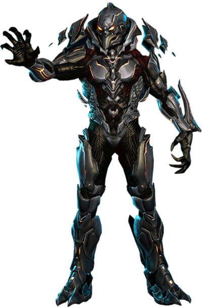 Halo Ur-Didact (Render)