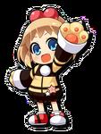 Peashy (Hyperdimension Neptunia)