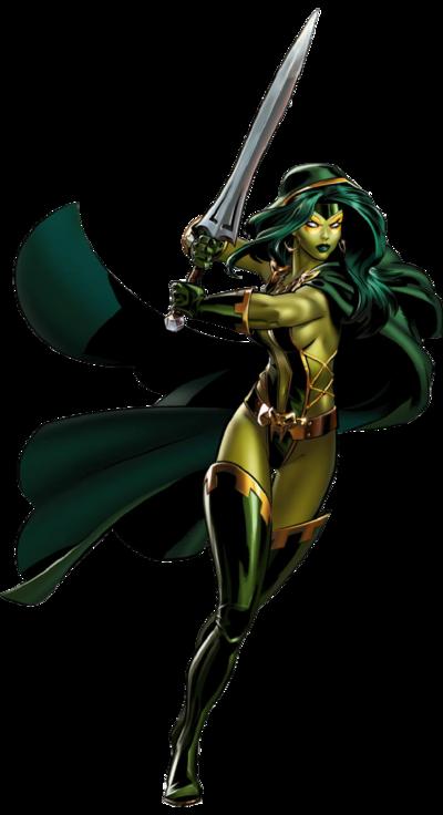 Gamora AA2