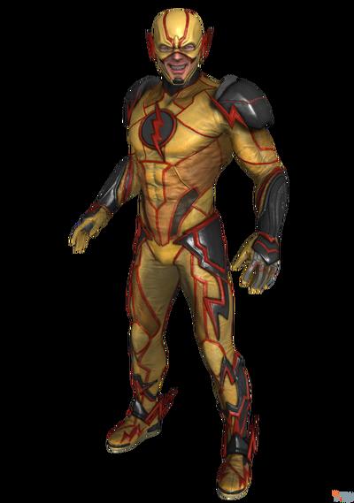 Injustice 2 ios reverse flash by ogloc069-dbr5mi9