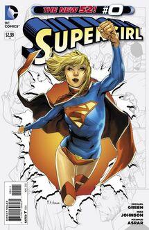 Supergirl (Post-Flashpoint)