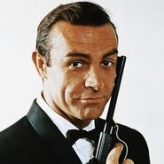 Connery Bond